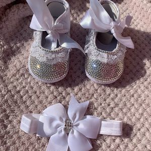 Other - Bling Baby Shoes